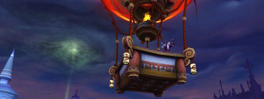 """WoW: Der Micro-Feiertag """"Frühlingsballonfest"""" wurde gestartet"""