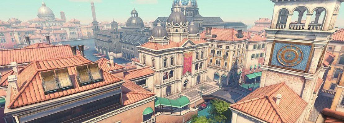 Overwatch: Rialto und das Rework von Hanzo wurden veröffentlicht