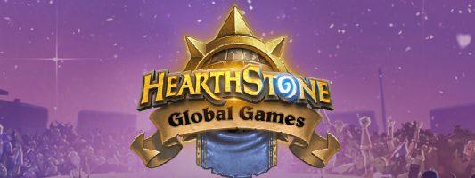 Hearthstone: Das deutsche Team der Global Games 2018