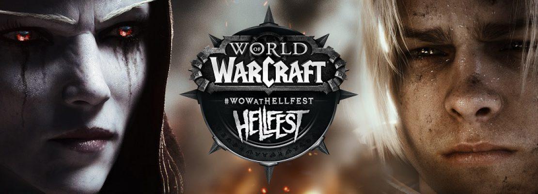 WoW: Fünf Livestreams vom Hellfest 2018
