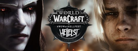 WoW: Fünf Livestreams vom Hellfest 2018