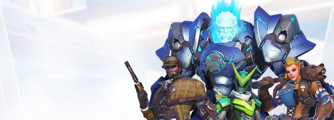 Overwatch: Das Event mit doppelten Erfahrungspunkten wurde gestartet