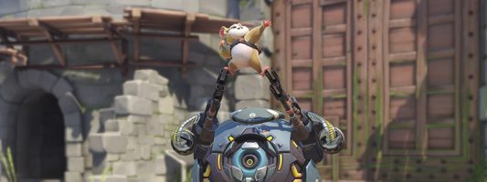 Overwatch: Wrecking Ball erscheint am 24. Juli