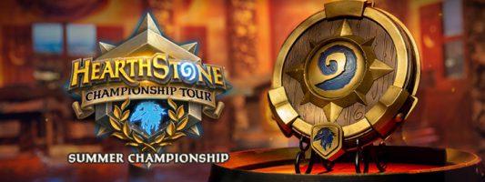 Hearthstone: Der Sieger der HCT Summer Championships