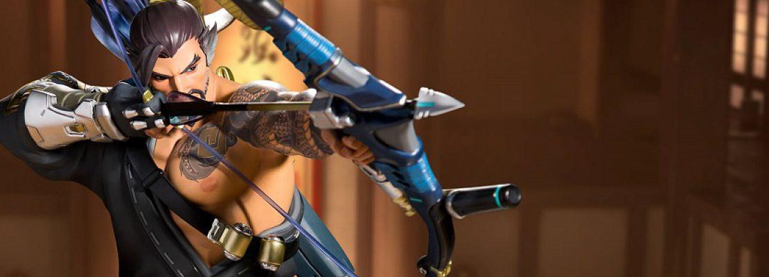 Overwatch: Eine Statue von Hanzo kann vorbestellt werden