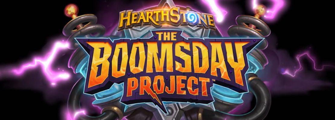 Die neue Erweiterung: The Boomsday Project