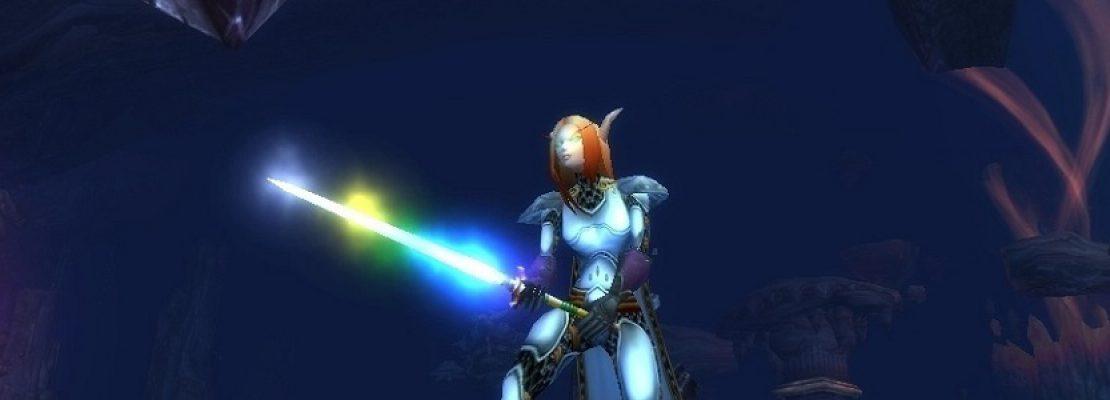 WoW: Das chromatische Schwert ist wieder erhätlich