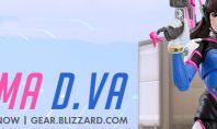 Overwatch: Eine Figma-Figur von D.Va kann vorbestellt werden
