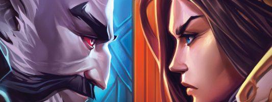Heroes: Das Cover des dritten digitalen Comics