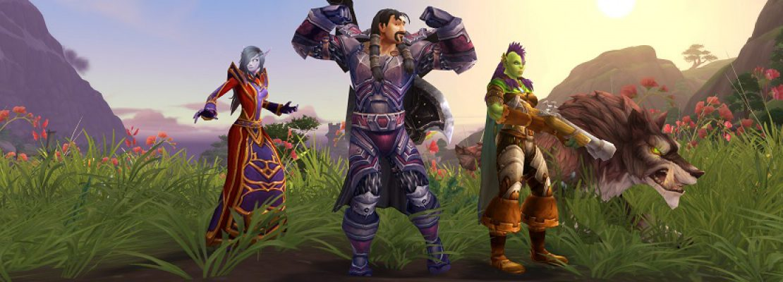 WoW: Die Klassenprobe in Battle for Azeroth