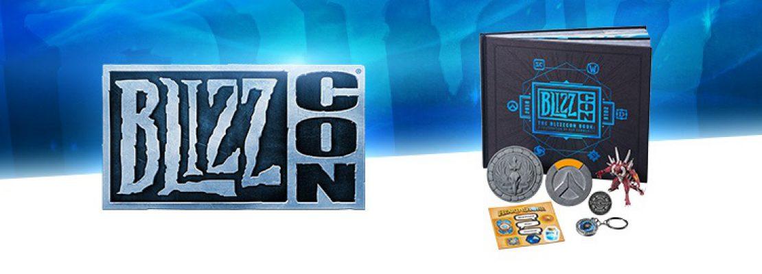 Blizzcon 2018: Der Goodie-Bag ist verfügbar