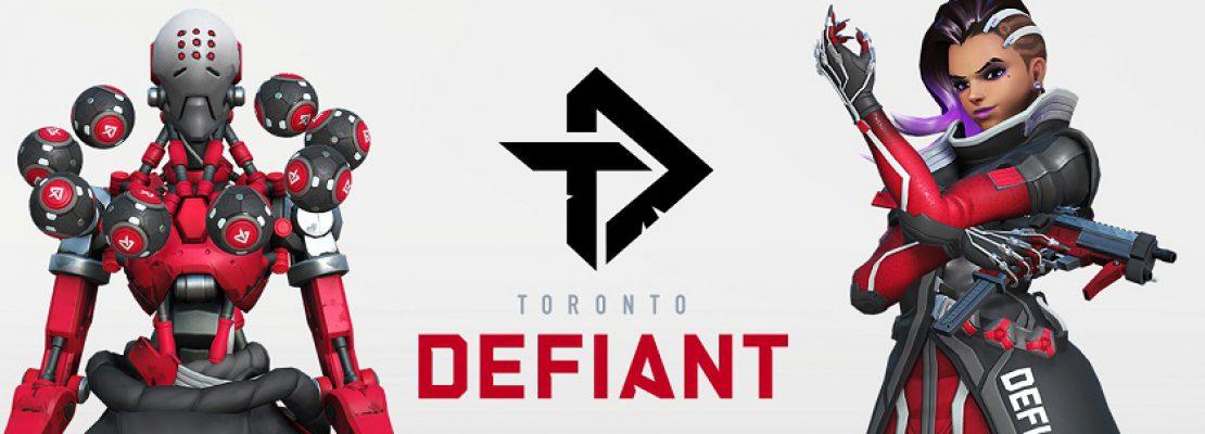 Overwatch League: Die Skins von Toronto Defiant