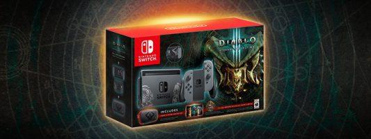 Diablo 3: Amiibos auf der Nintendo Switch