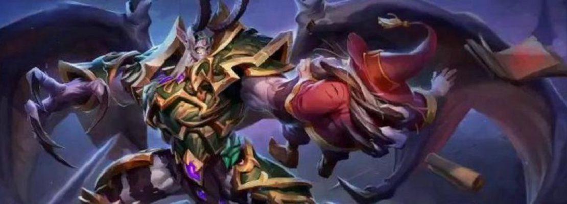 Heroes: Mal'Ganis wurde als neuer Held bestätigt