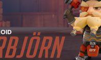 Overwatch: Eine Figur von Torbjörn kann vorbestellt werden