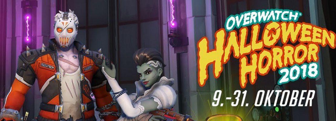Overwatch: Halloween Horror 2018 wurde gestartet