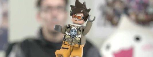 Overwatch Lego: Die Minifigur von Tracer wurde enthüllt