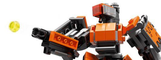 Overwatch: Ein Lego-Bastion kann erworben werden