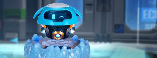 Overwatch: Ein schwebendes Magnet-Flöckchen kann vorbestellt werden