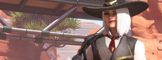 Overwatch: Ein Problem mit der Animation von Ashe