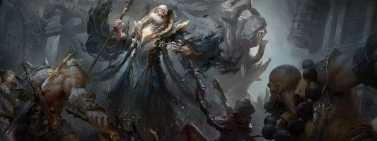 Diablo Immortal: Die Waffenmodelle aus der technischen Alpha