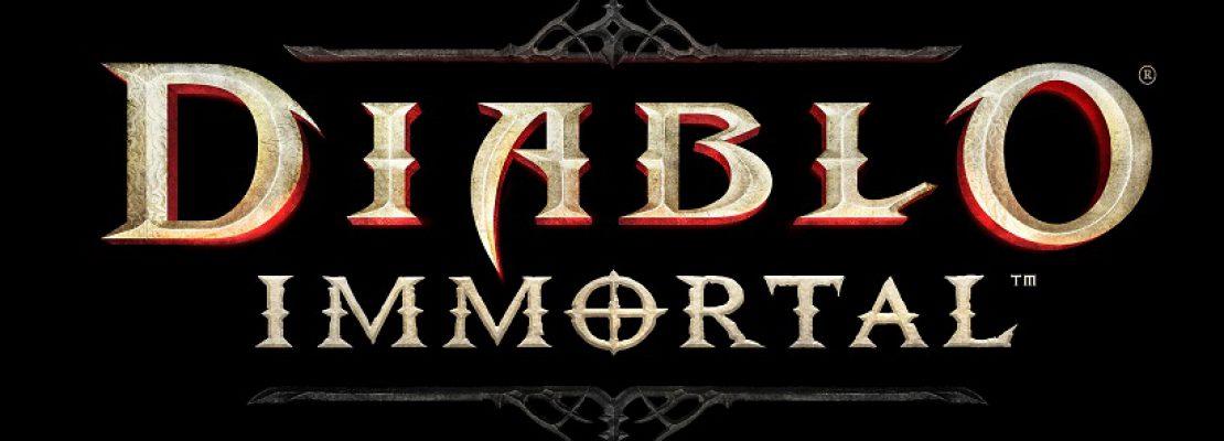 Diablo Immortal: Ein World und Q&A Panel