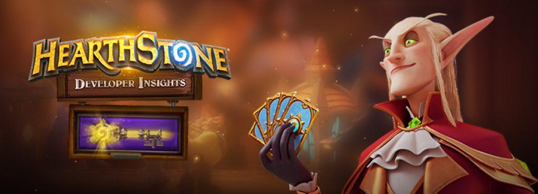 Hearthstone: Ein Entwicklerupdate zu der Balance in der Arena