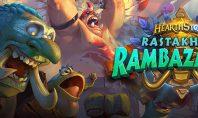 Hearthstone: Rastakhans Rambazamba