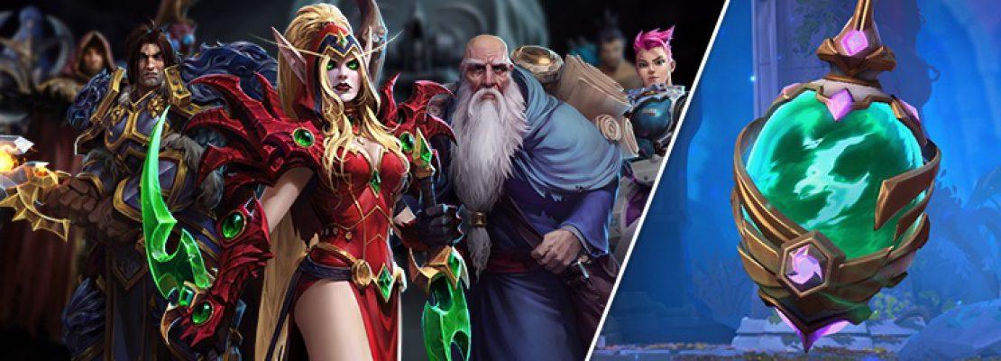 Heroes: Neue Heldenpakete und ein Rabatt auf Boosts