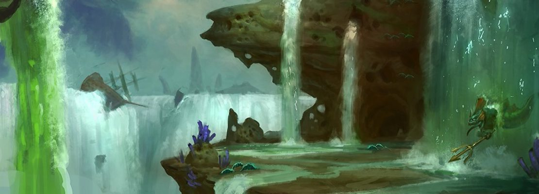 World PvP in Patch 8.2: Die Schlacht um Nazjatar