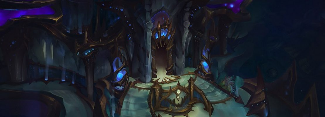 Patch 8.2: Ein Easter Egg in Azshara's Eternal Palace