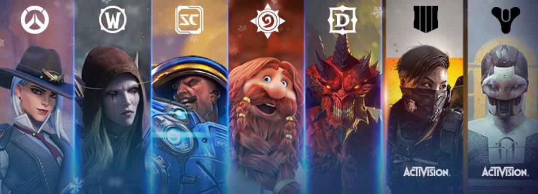 Blizzard: Eine Rabattaktion für viele digitale Produkte