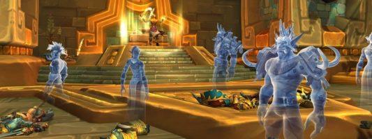 Patch 8.2: Die Pläne für die mythischen Schlüsselsteindungeons
