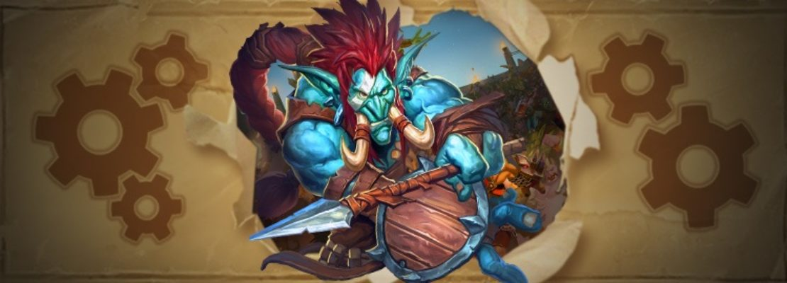 Hearthstone: Anpassungen an der Arena und der Trollarena