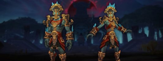 Patch 8.2: Neue Tänze für die Tierformen der Zandalari