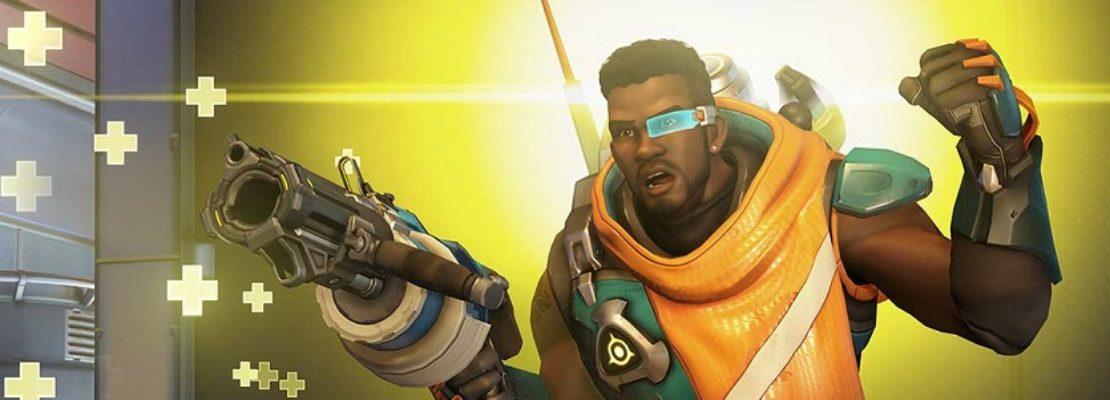 Overwatch: Baptiste wurde auf den PTR aufgespielt