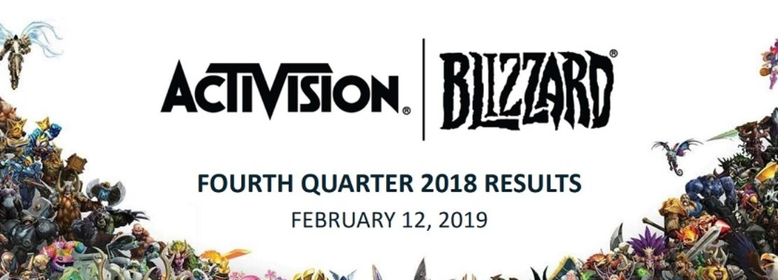 Blizzard: Der Earnings Call für das vierte Quartal 2018