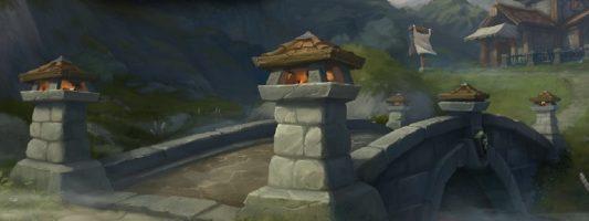 WoW Fan-Art: Das Arathibecken in Minecraft nachgebaut