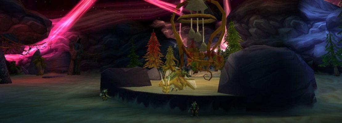 Update: Die Portalräume erhalten ein Portal zu den Höhlen der Zeit