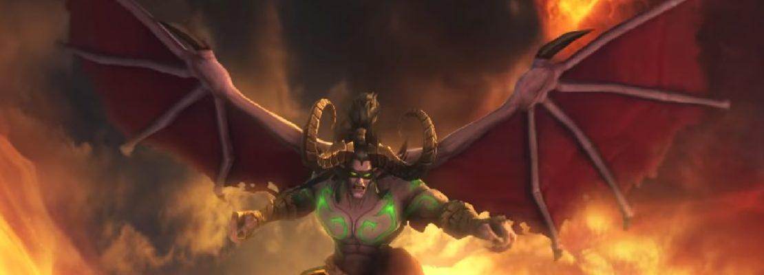 Machinima: The Black Temple Remastered
