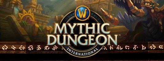 Mythic Dungeon International: Die Moderatoren senden von zu Hause aus