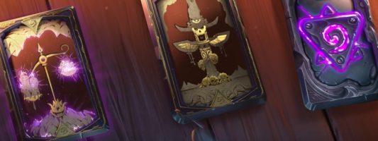 Verschwörung der Schatten: Eine legendäre Karte für Schamanen