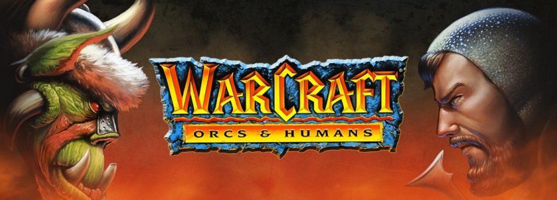 Blizzard: WC1 und WC2 sind jetzt auf GOG.COM erhältlich