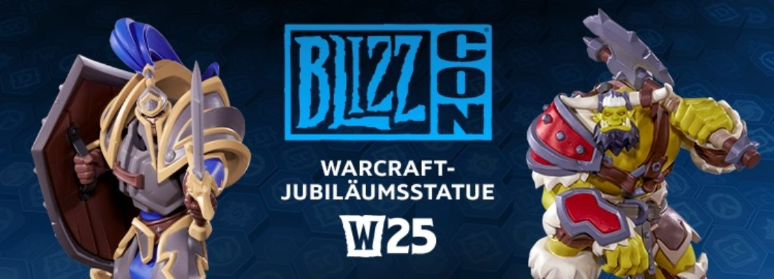 Update: Die Warcraft-Jubiläumsstatuen sind jetzt im Gear Store erhältlich