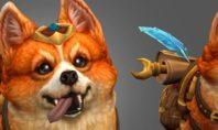 Blizzard: Ein Corgi-Mount hat den Student Art Contest gewonnen
