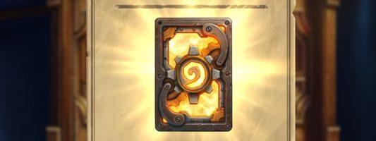 Hearthstone: Drei plattformspezifische Kartenrücken freischalten
