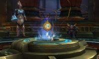 WoW: Der optische Effekt für den vierten Rang von Resonanz der Weltader