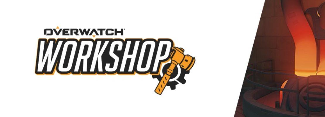 Overwatch PTR: Hero Pools und Verbesserungen für den Workshop