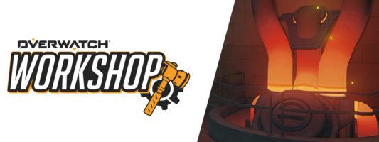 Overwatch: Der Workshop wurde enthüllt und auf den PTR aufgespielt