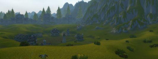 WoW Classic: Level 40, neue Zonen und das Arathibecken